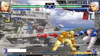 Combos Yashiro Paso a Paso Kof 2002 Magic Plus 2