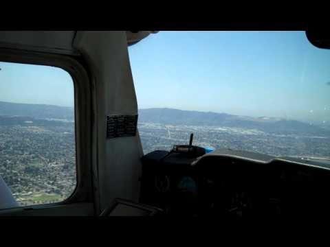 8 /17/10 Departing Chino for El Monte, short flight at 2,000 MSL