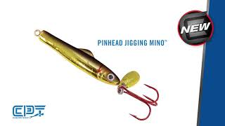Clam Pro Tackle Jigging Mino - Best CPT Glow Jigging Spoon