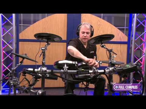 Yamaha DTX950K Electronic Drum Kit Overview   Full Compass