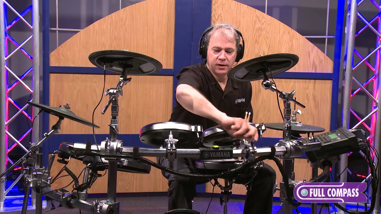 160570658_simmons-sd5k-5-pad-electronic-drum-set Yamaha Dtx950k