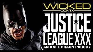 Video JUSTICE LEAGUE XXX: AN AXEL BRAUN PARODY-official trailer download MP3, 3GP, MP4, WEBM, AVI, FLV September 2017