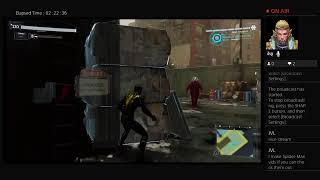 Spiderman 2 game play pt 4