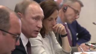 ПУТИН КРАСАВЧИК! Поведал о  ВОЙНЕ США с РОССИЕЙ! 2016