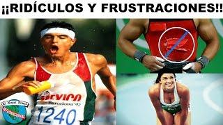 Los 7 peores momentos de mexicanos en las Olimpiadas / El Nopal Times Tops