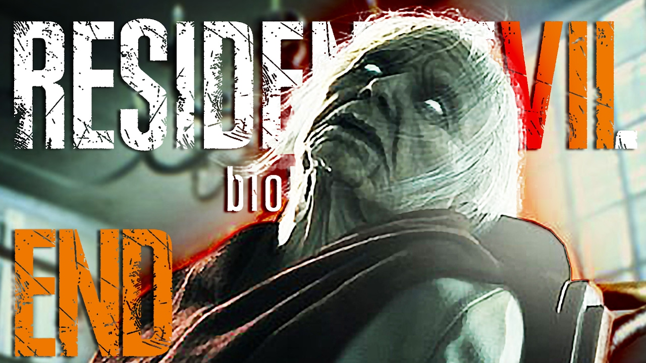 THE SECRET BEHIND EVERYTHING!!  Resident Evil 7 – Part 9