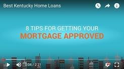Best Kentucky Home Loans