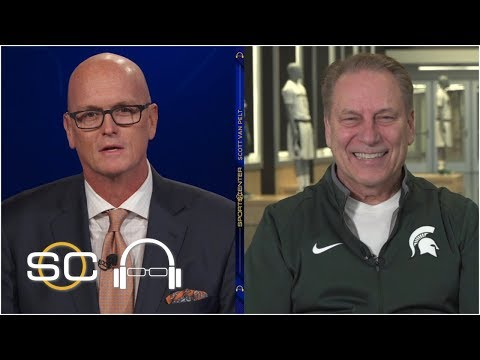 Michigan State's Cassius Winston is 'the Tom Brady of basketball' - Tom Izzo | SC with SVP