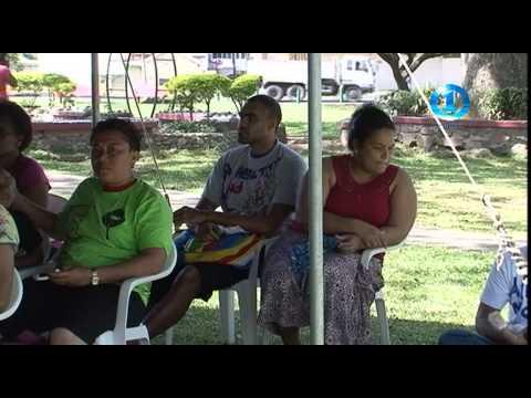 Fiji One News 14/10/13