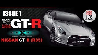 Build the Nissan GTR - ISSUE 1
