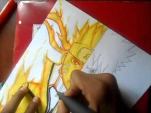 Dessiner Naruto Et Sasuke Youtube