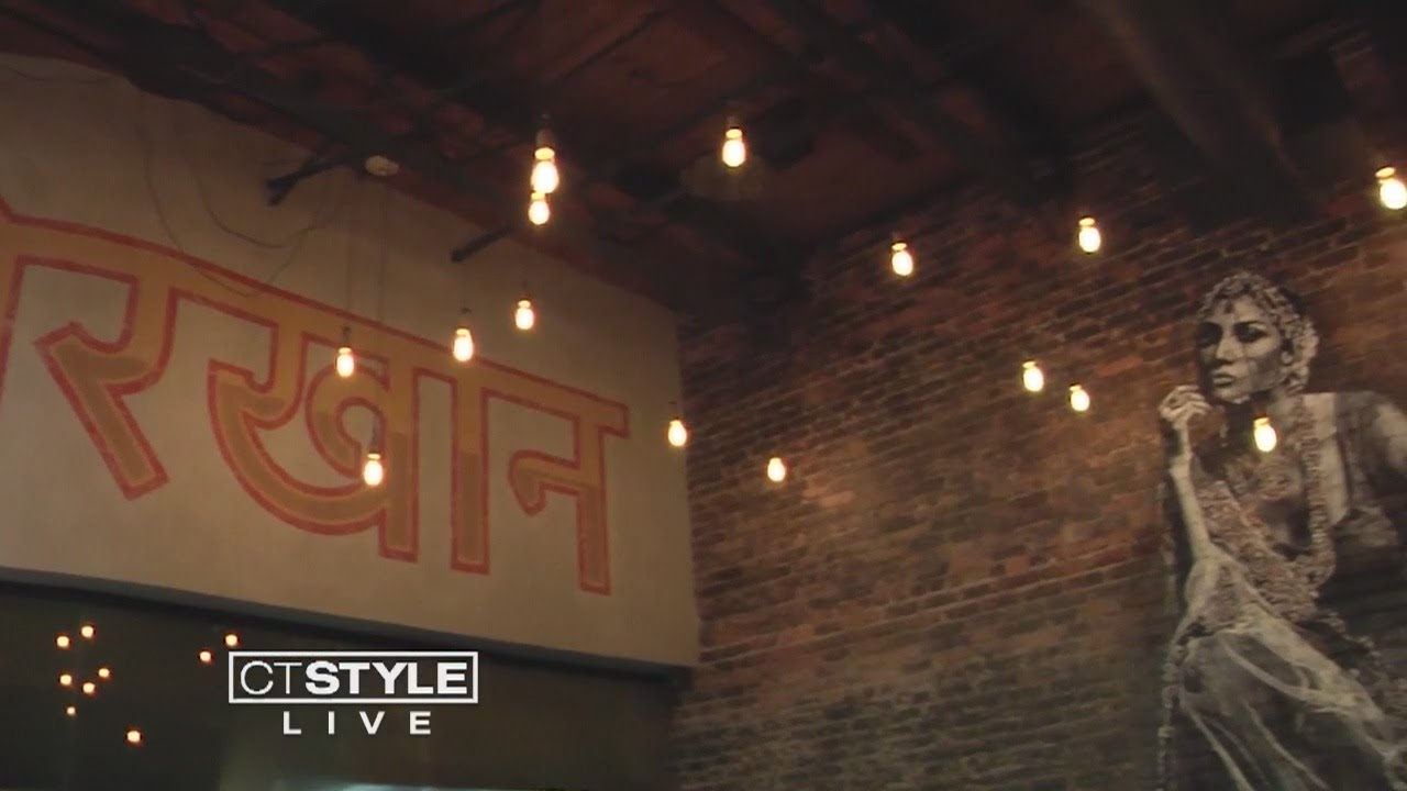 See How Connecticut Lighting Centers Transformed A New Indian Restaurant In Haven