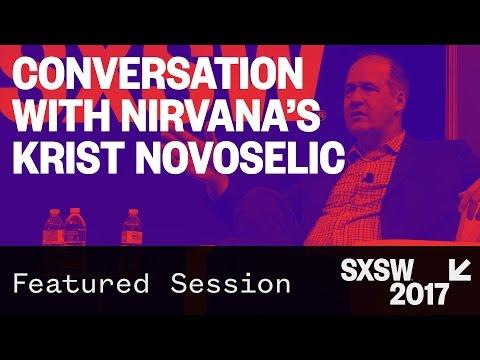 Conversation with Nirvana's Krist Novoselic — SXSW 2017