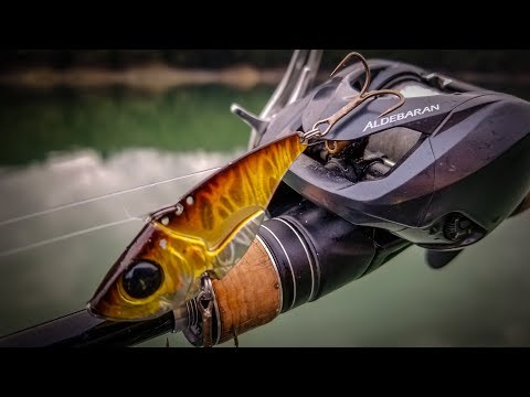 Blade Baits: The EASY Way To Catch Winter Bass