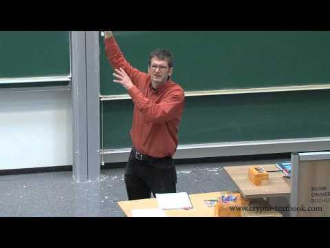 Lecture 5: Data Encryption Standard (DES): Encryption by Chr