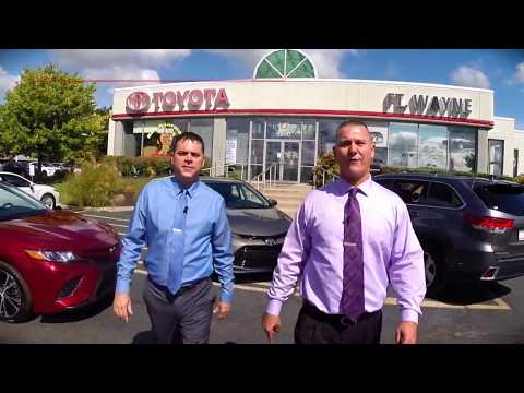 Model Year End Event At Fort Wayne Toyota