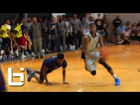 Chris Paul's AAU Team Put on a SHOW All Summer! Official Mix