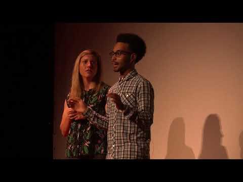 Expanding The Definition Of Family   Amanda Bastoni & Anthony David   TEDxKeene