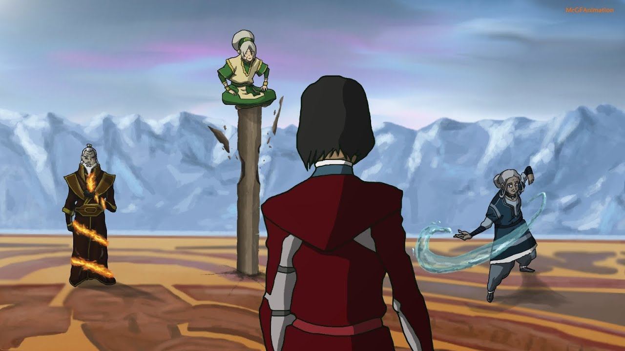 Avatar/ Legend of Korra: BEST FAN-ART - YouTube