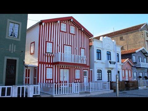 Travel ideas: the North of Portugal, Costa Nova, Playas de Aveiro