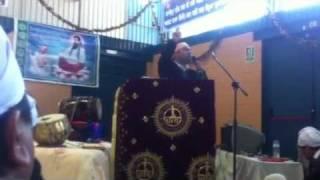 ankhi putt chamara de (janam din shri guru ravi dass ji maharaj) 6/03/2011