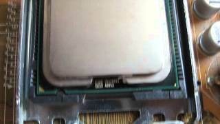 Intel Quad core XEON LGA771 to LGA775 motherboard modding (771 to 775 adapter patch compatible)