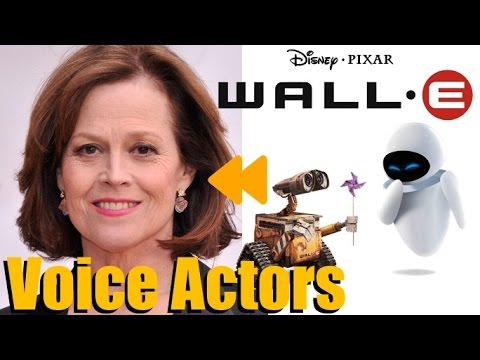 """WALL-E"" (2008) Voice Actors and Characters"