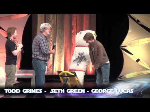 James Arnold Taylor Host Reel 2013