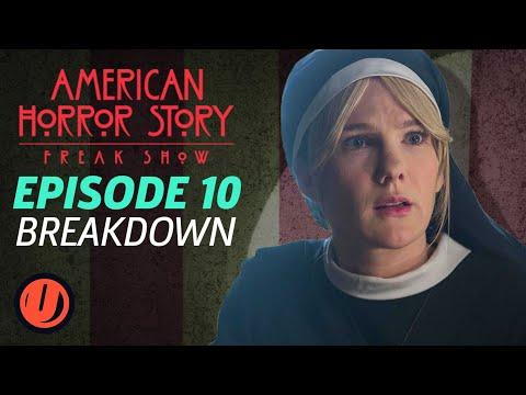 AHS: Freak Show - Episode 10