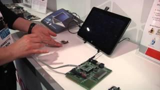 Sensor Hub Demonstration - CES 2015