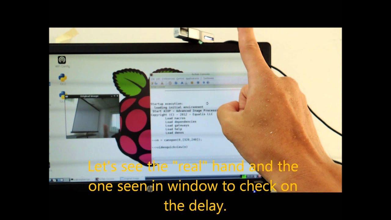 Scilab AIVP in Raspberry Pi?