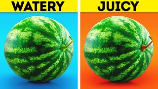 Watermelon Hacks and Recipes