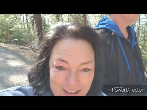 Mort And Savage - Spring In Our Steps Getting Fit In Kelowna BC 2019