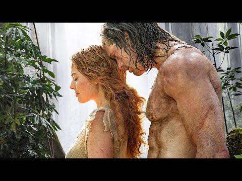 THE LEGEND OF TARZAN All Trailer (Margot Robbie - 2016)