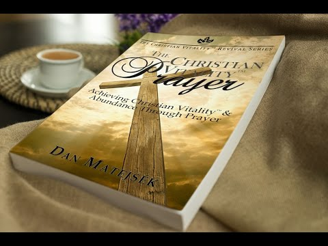 Christian Vitality™ Prayer Book Readers Welcome