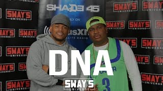 The Most Viewed Battle Rapper in History: DNA on His Missing Tooth, Last Time He Cried + Freesytle