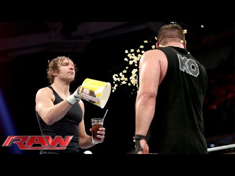 Dolph Ziggler Vs. Kevin Owens: Raw – 7. Dezember 2015