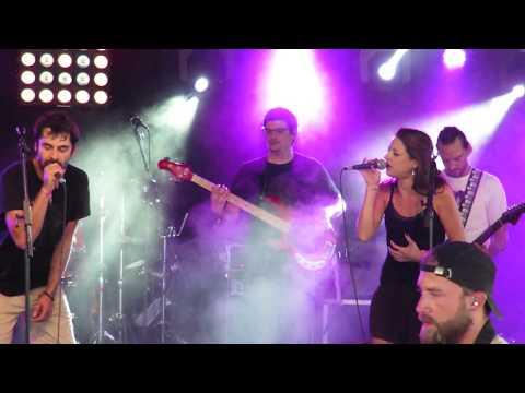 Les Soul Pleureurs Octopode Festival Meyrin Suisse 26 août 2017