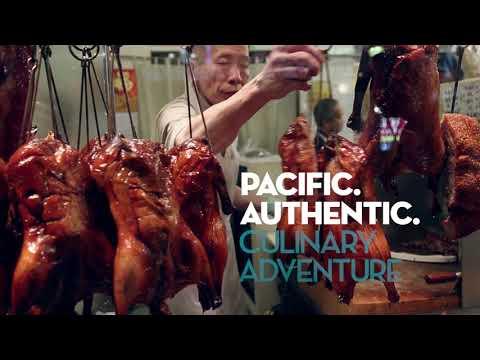 Richmond BC. Pacific. Authentic. Culinary Adventure