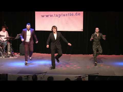 Taptastic! 2020 - Avalon Rathgeb, Ruben Sanchez & Daniel Borak - Concert of the Masters