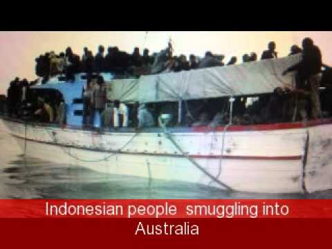 Indonesia people smuggling in Australia