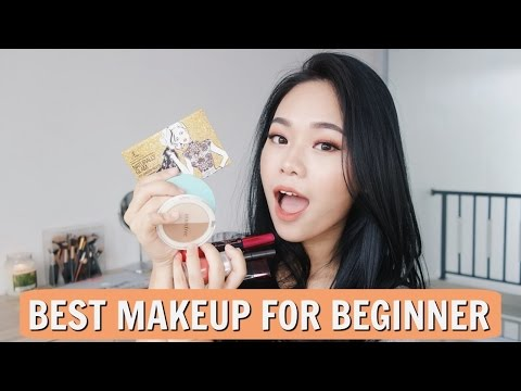 BEST MAKEUP FOR BEGINNERS | Starter Kit & Must Haves