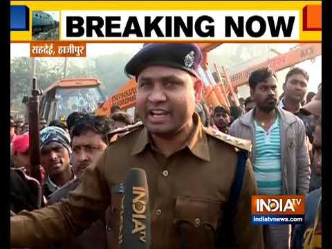 Seemanchal Express Accident Derailment In Bihar, 7 killed