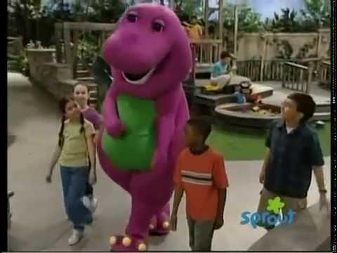 Barney & Friends: Stop! Go! (Season 7, Episode 6)