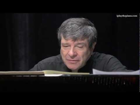 Piano lessons Online - Jacques Rouvier - Debussy Clair de Lune