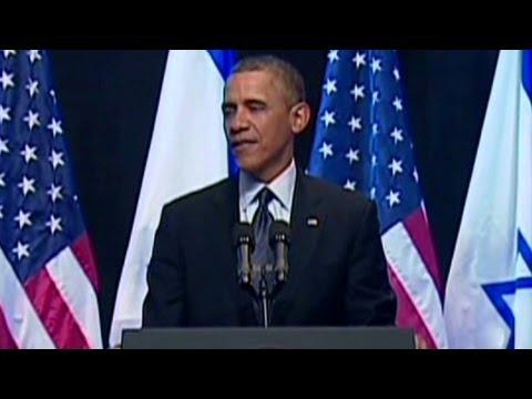 President Obama's Reputation In Israel