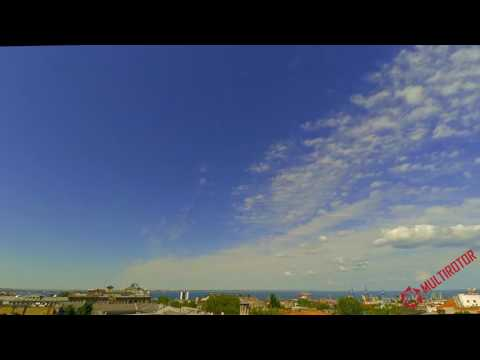 Sky over Odessa, time lapse