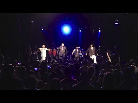 All-4-One - I Can Love You Like That - Live @ The El Rey Theatre Los Angeles