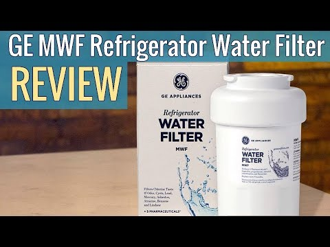 General Electric MWF Refrigerator Water Filter 2018 review