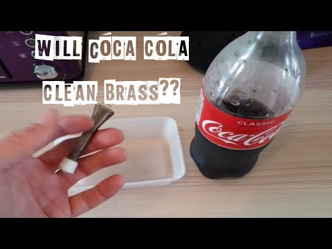 Cleaning Brass With Coke